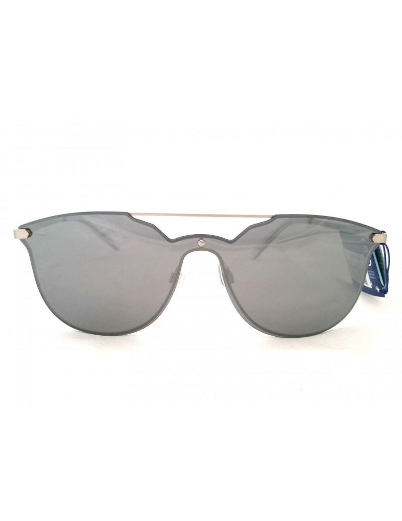Occhiale da sole INVU modello T1800A colore specchiata acciaio