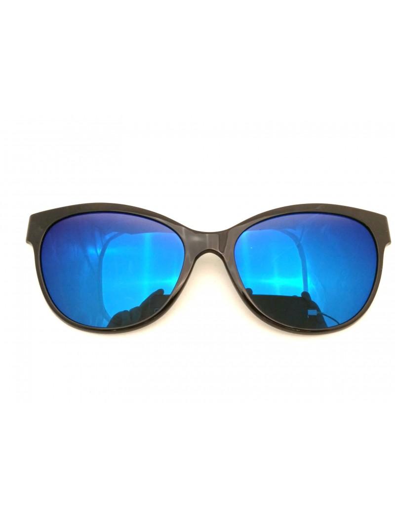 Occhiali da sole Locman modello CO NERO L + LT POL BLU SP colore