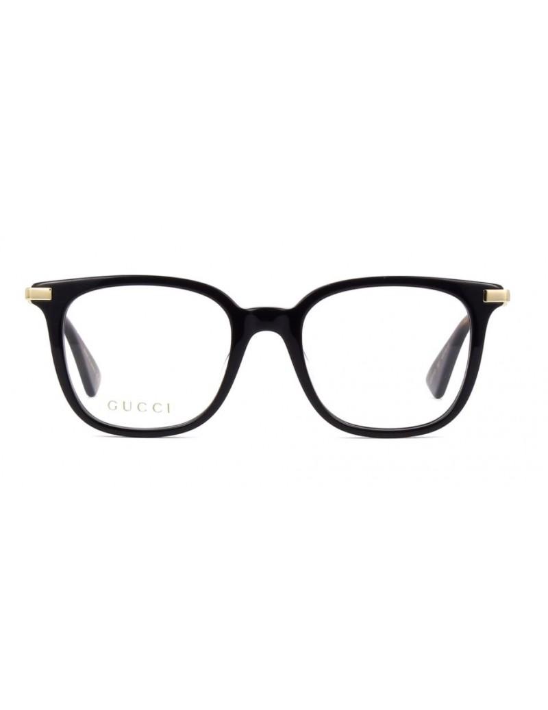 Occhiale da vista Gucci modello GG0110O colore 001-black