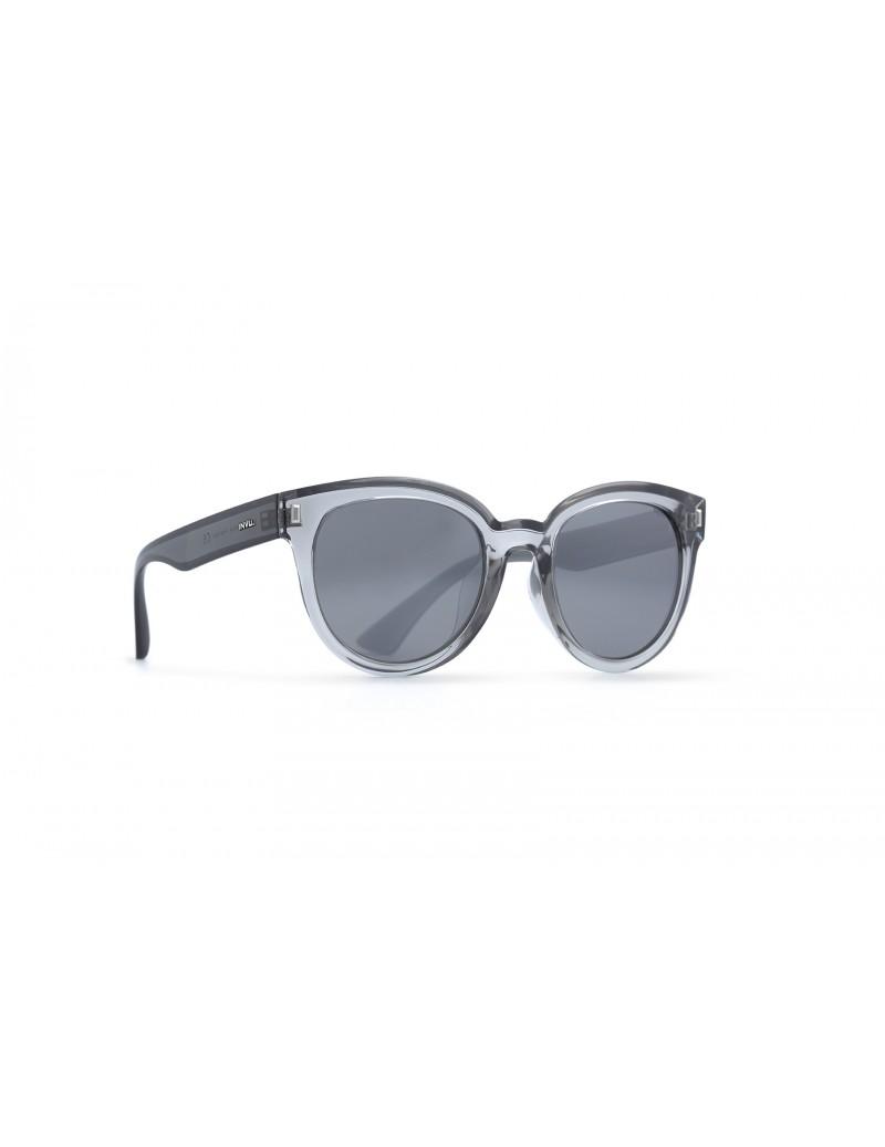 Occhiali da sole Invu. modello Trendy T2810A colore grigio trasparente