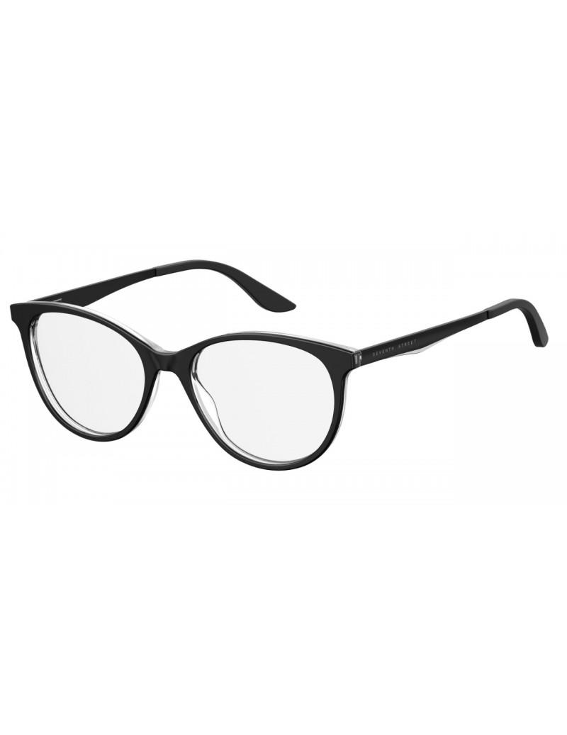 Occhiale da vista Seventh Street modello 7a 518 colore 7C5/17 BLACK CRYSTL