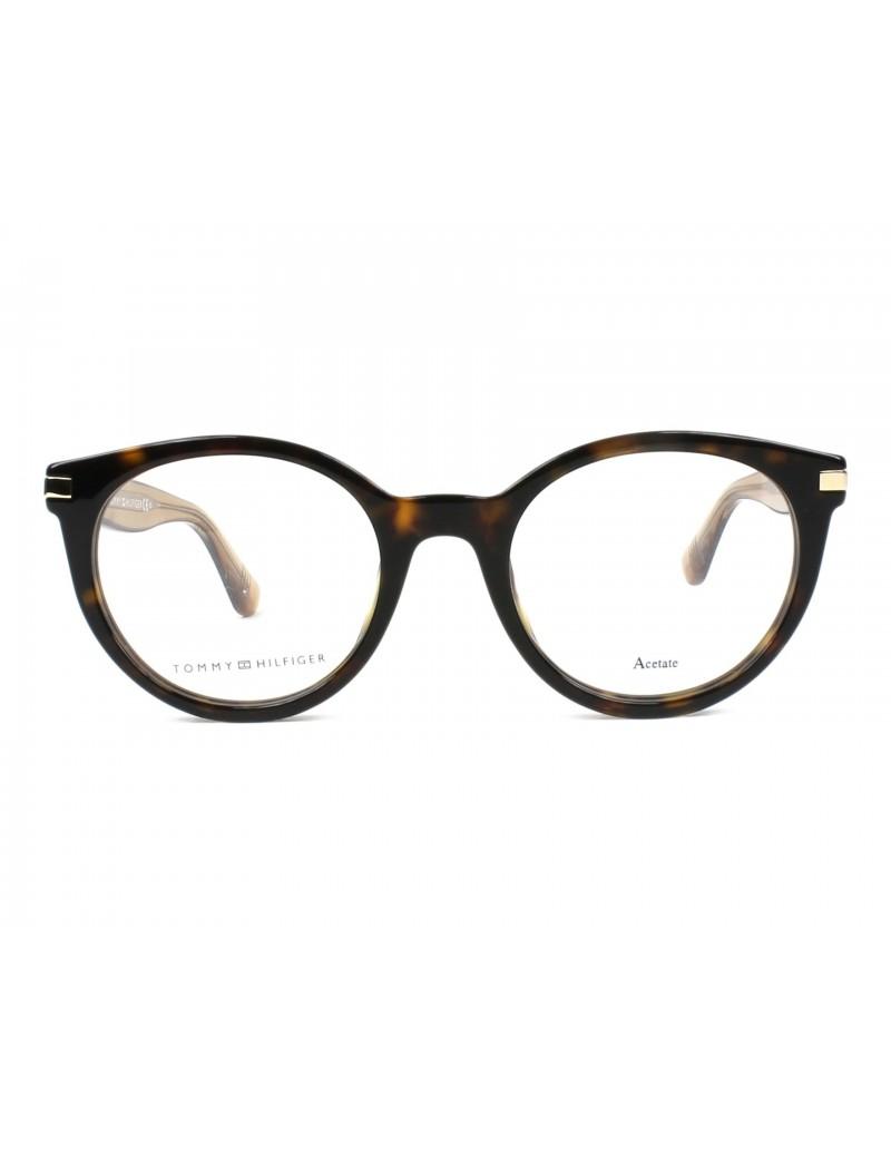 Occhiale da vista Tommy Hilfiger modello Th 1518 colore 086/20 DARK HAVANA