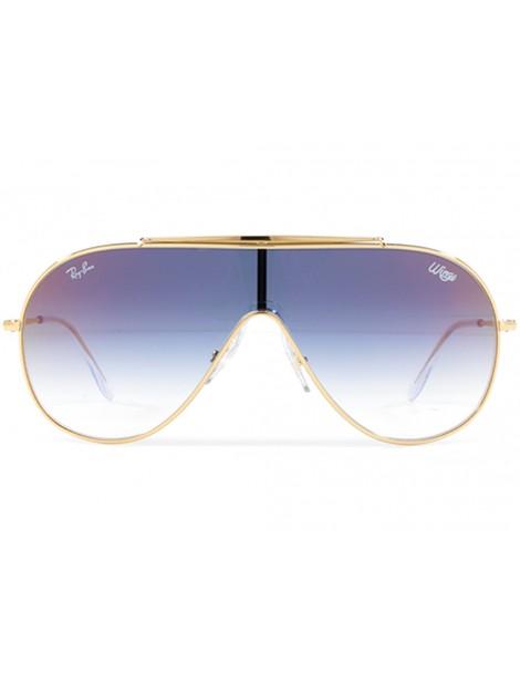 Occhiali da sole Ray-Ban modello 3597 SOLE colore 001/X0