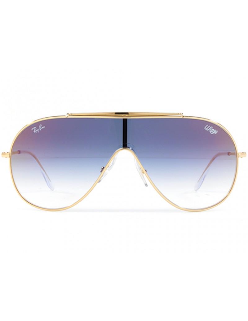 bda72620a5 Occhiali da sole Ray-Ban modello 3597 SOLE colore 001/X0