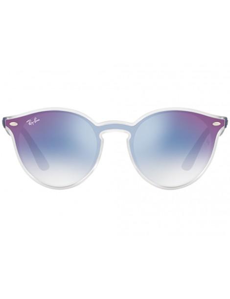 Occhiali da sole Ray-Ban modello 4380N SOLE colore 6356X0