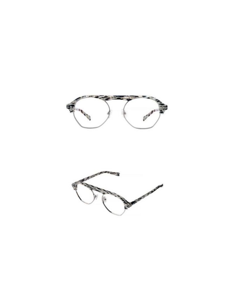 Occhiale da vista Bruno Chaussignand modello Brown colore bla