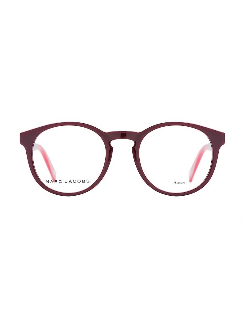 Occhiale da vista Marc Jacobs modello Marc 352 colore LHF/21 BURGUND OPAL