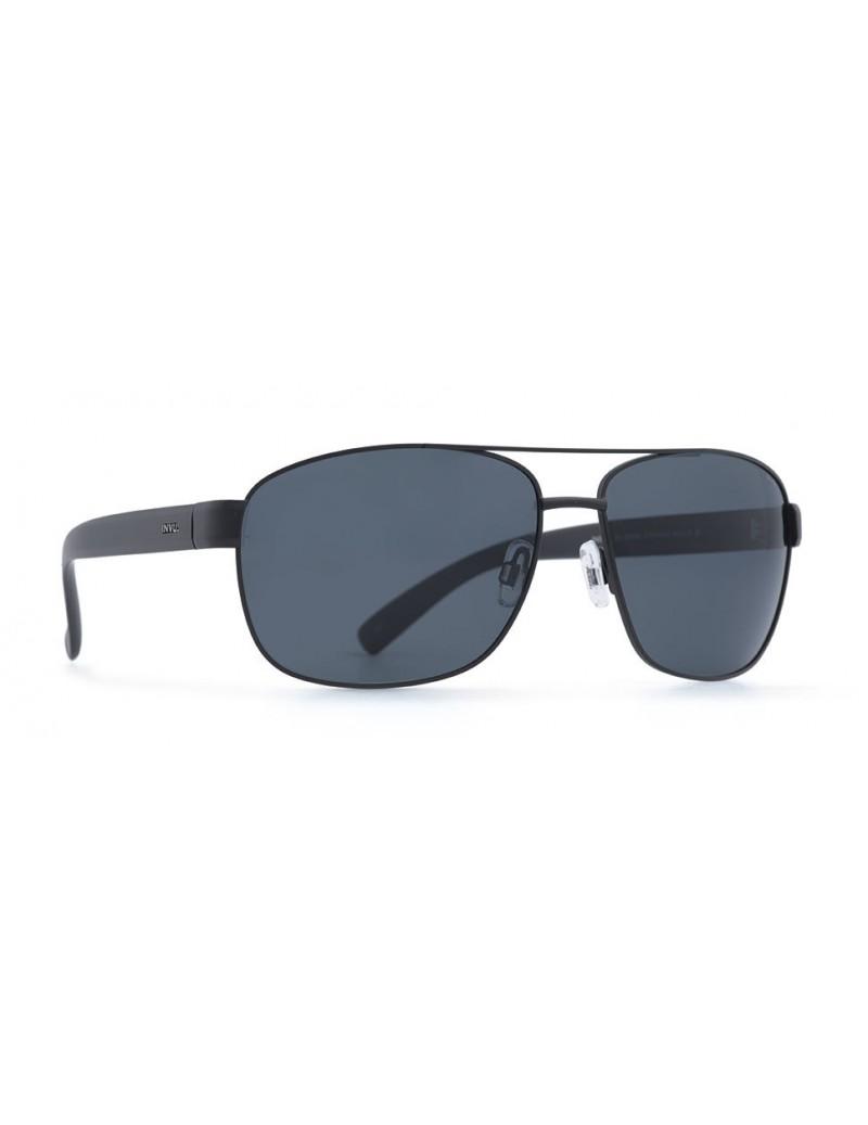 Occhiali da sole Invu. modello B1815A colore nero opaco