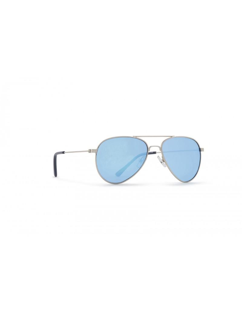 Occhiali da sole Invu. modello K1501L colore acciaio