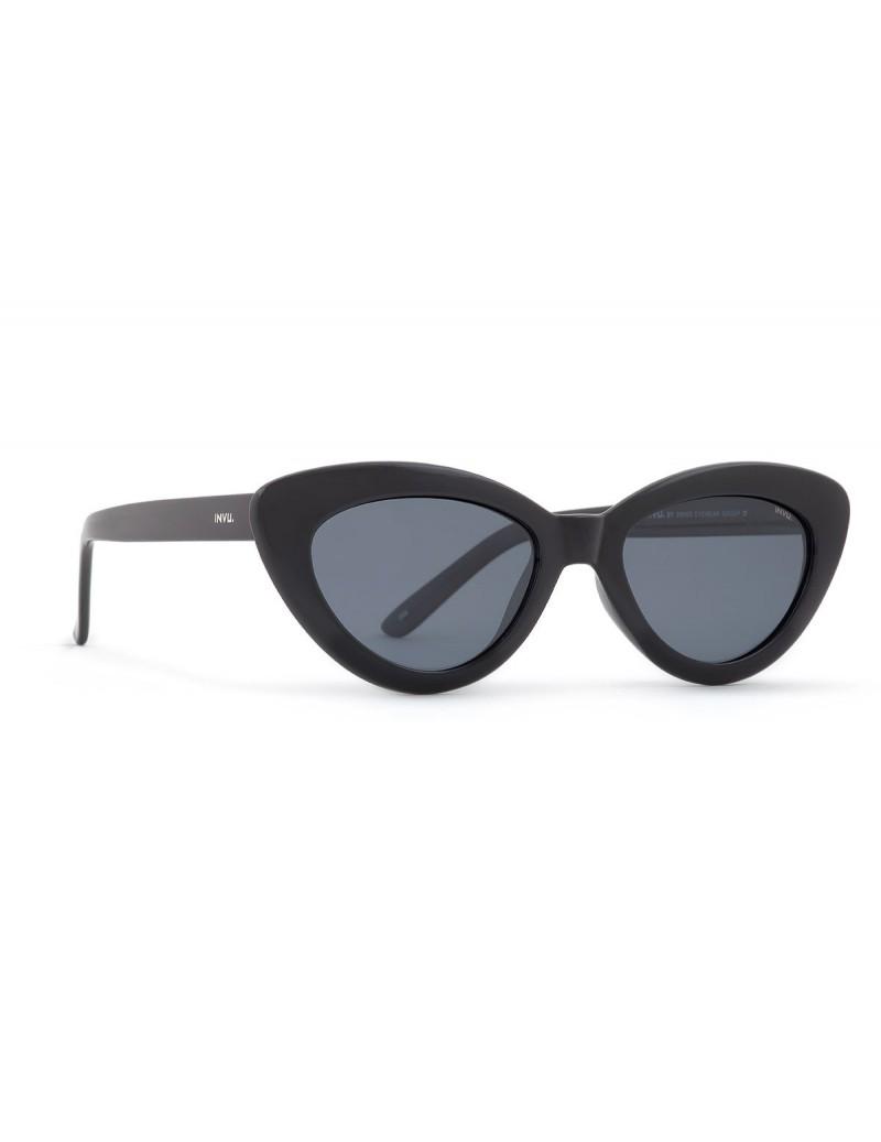 Occhiali da sole Invu. modello T2910A colore nero