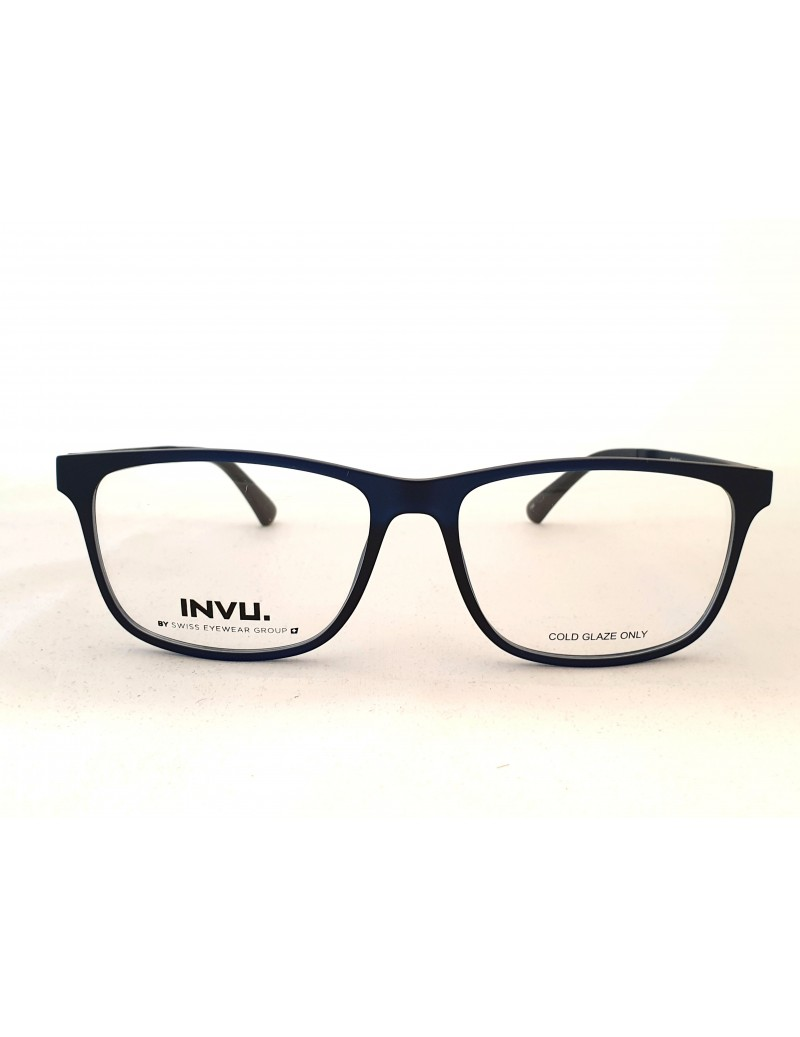 Occhiale da vista Invu. modello G4701C colore blu