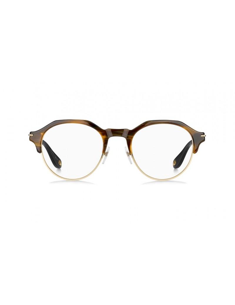 Occhiale da vista Givenchy modello Gv 0078 colore KVI/20 STRIPED BRWN