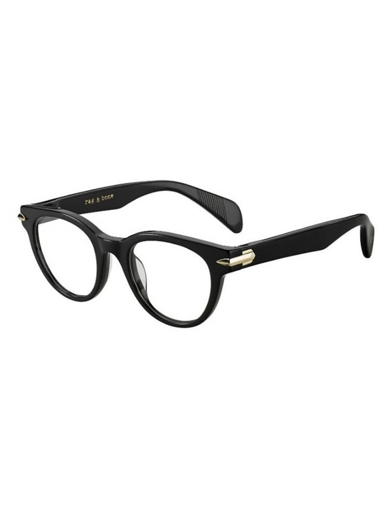 Occhiale da vista Rag & Bone modello Rnb3003 colore 807/20 BLACK