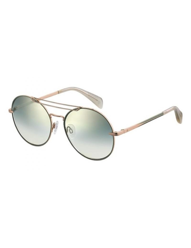 Occhiali da sole Rag & Bone modello Rnb1011/s colore PEF/EZ GOLD GREEN