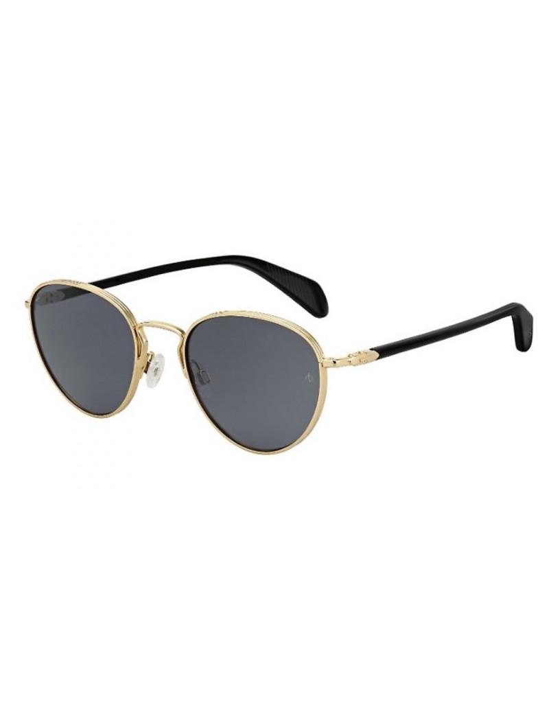 Occhiali da sole Rag & Bone modello Rnb1019/s colore J5G/IR GOLD