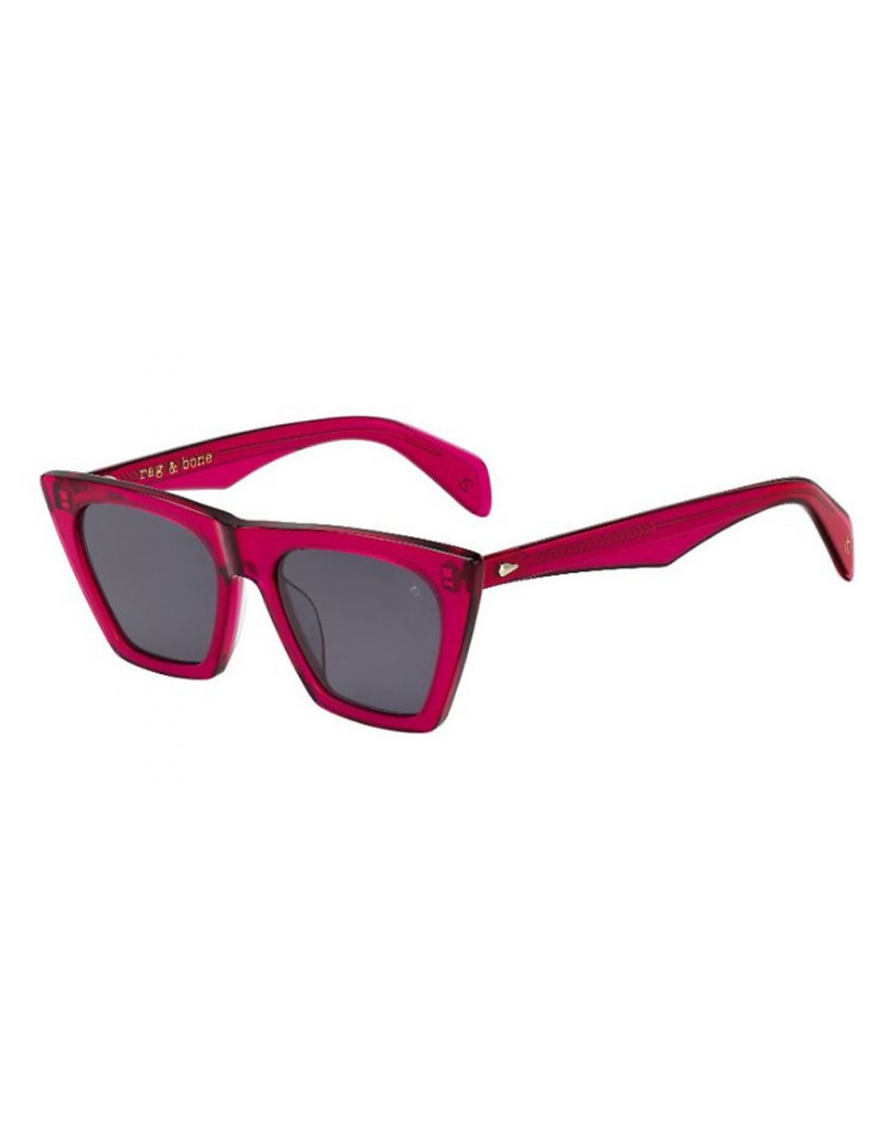 Occhiali da sole Rag & Bone modello Rnb1025/s colore MU1/IR FUCHSIA