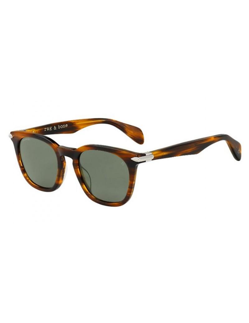 Occhiali da sole Rag & Bone modello Rnb5021/s colore 086/UC DARK HAVANA