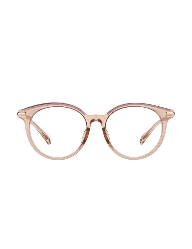 Occhiale da vista Jimmy Choo modello Jc254/f colore W66/16 PINK GLITTER