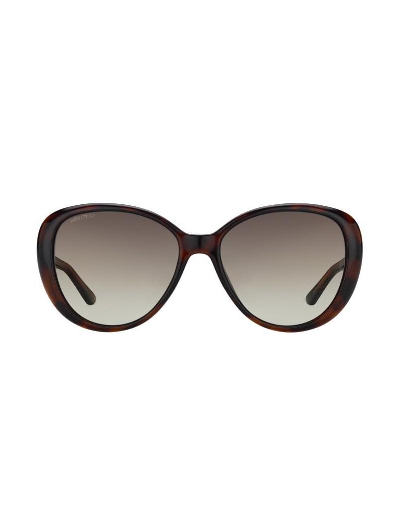Occhiali da sole Jimmy Choo modello Amira/g/s colore 086/HA DARK HAVANA