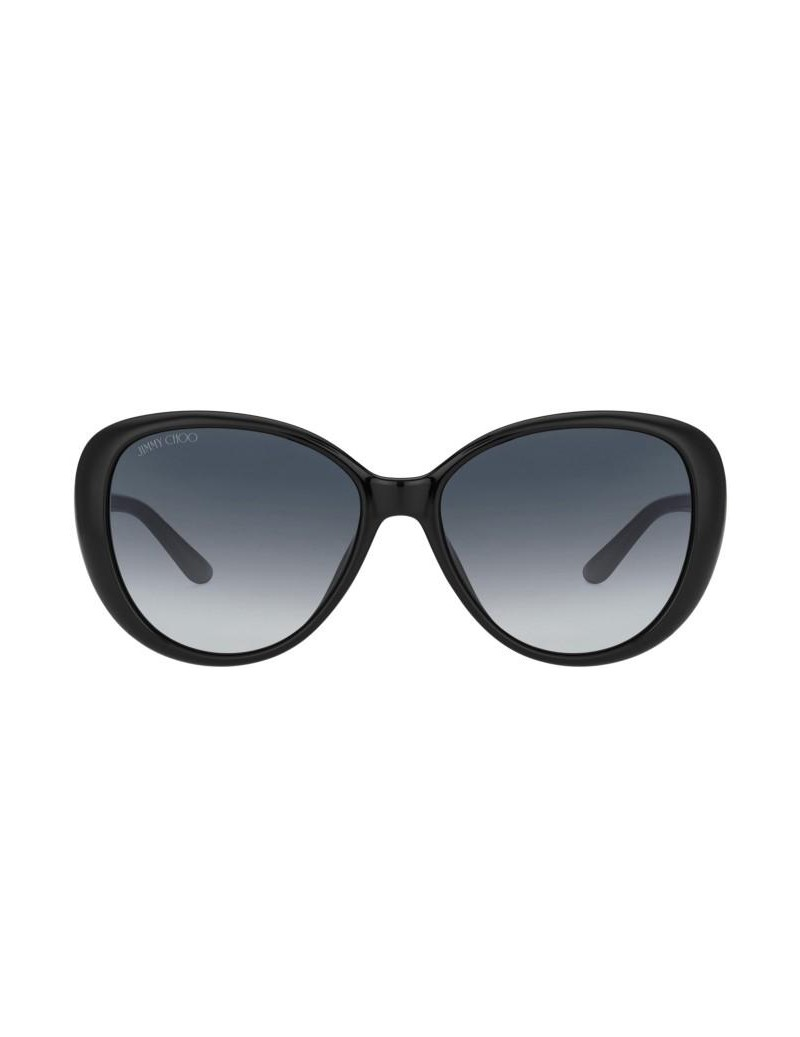 Occhiali da sole Jimmy Choo modello Amira/g/s colore 807/9O BLACK