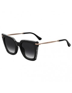 Occhiali da sole Jimmy Choo modello Ciara/g/s colore FP3/9O BKGD BK LEOP