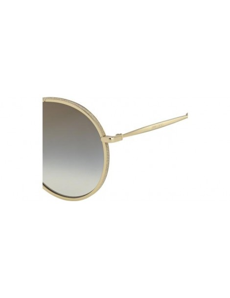 Occhiali da sole Jimmy Choo modello Leni/f/s colore J5G/FQ GOLD