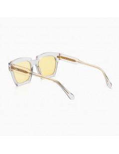 Occhiali da sole Bust Out modello Hailey II colore Trasparente