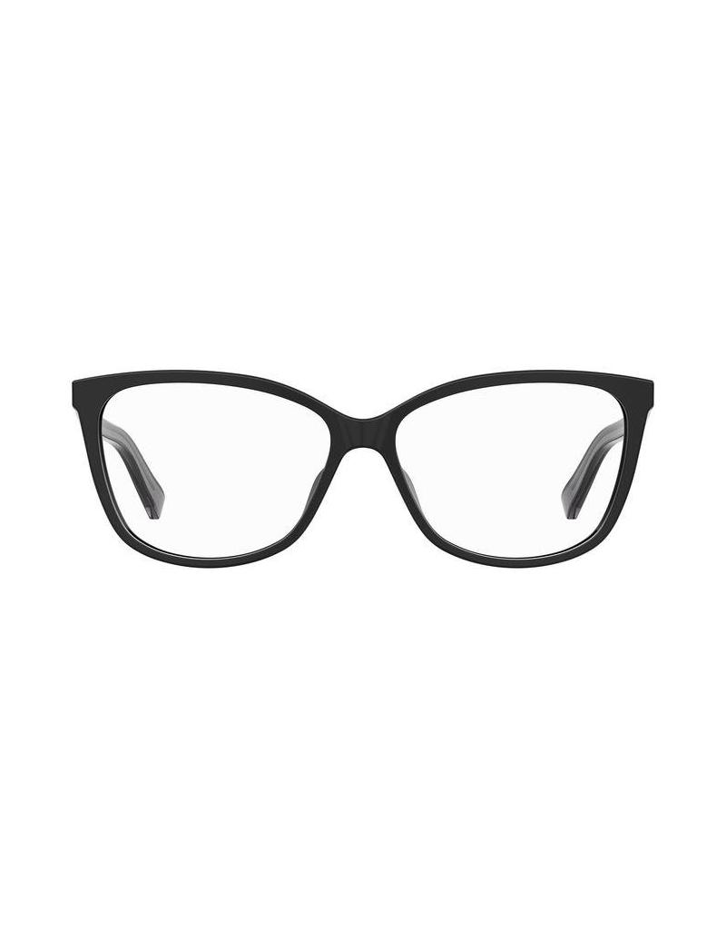 Occhiale da vista Love Moschino modello Mol546 colore 807/14 BLACK