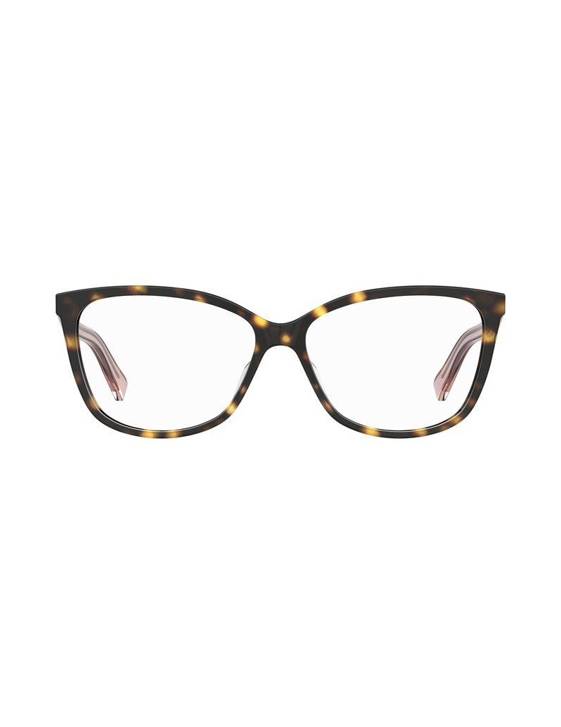 Occhiale da vista Love Moschino modello Mol546/tn colore 086/14 HAVANA