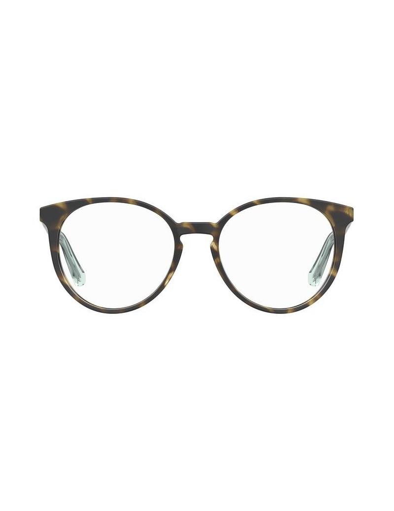 Occhiale da vista Love Moschino modello Mol565/tn colore 086/17 HAVANA