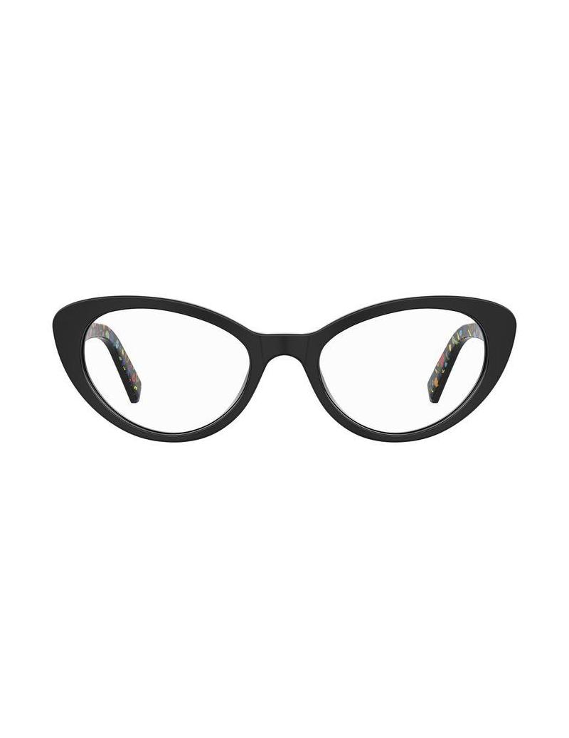 Occhiale da vista Love Moschino modello Mol577 colore 807/18 BLACK