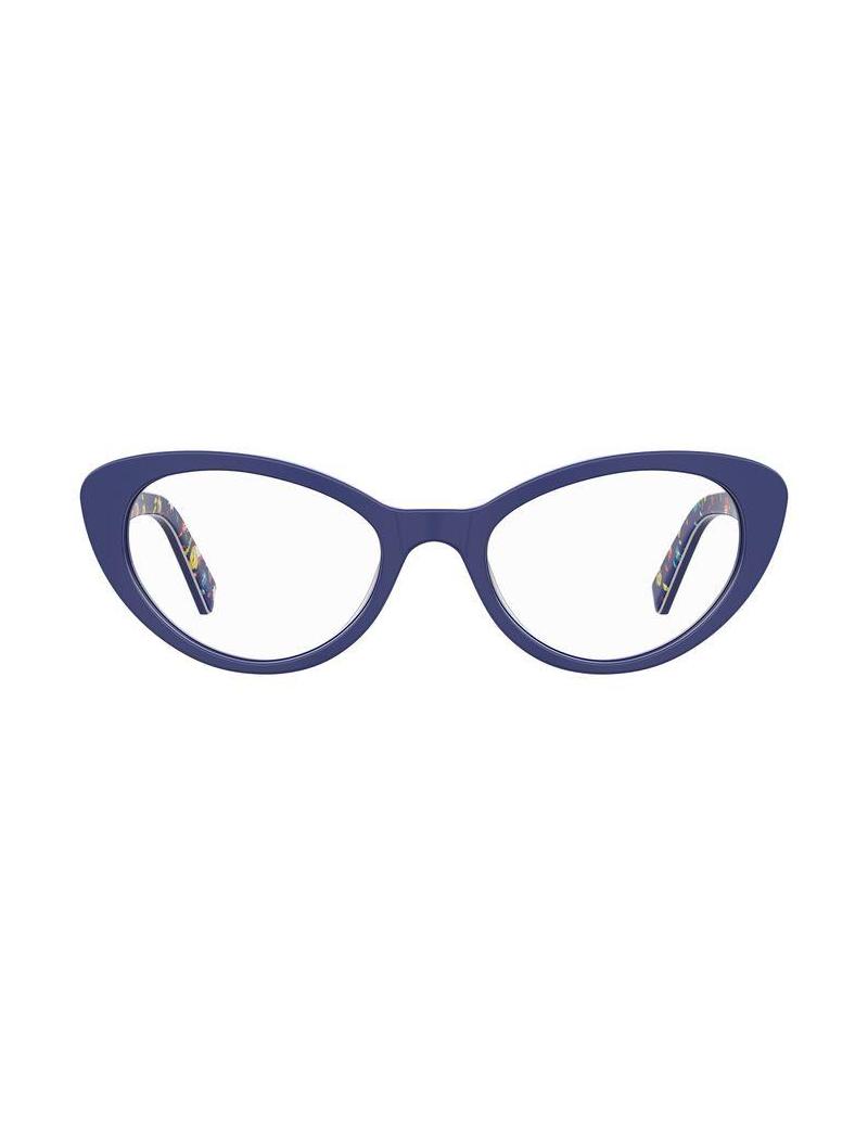 Occhiale da vista Love Moschino modello Mol577 colore PJP/18 BLUE