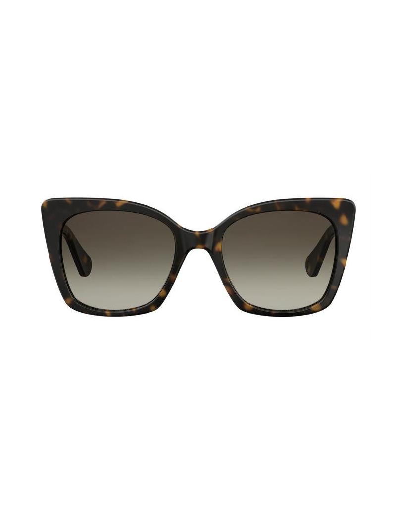 Occhiali da sole Love Moschino modello Mol000/s colore 086/HA HAVANA