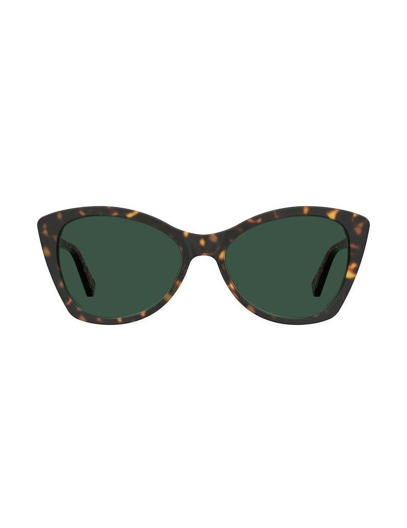 Occhiali da sole Love Moschino modello Mol031/s colore 086/QT HAVANA