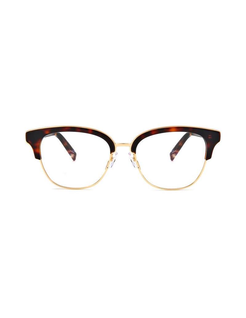Occhiale da vista Missoni modello Mis 0012 colore 0UC/17 RED HAVANA