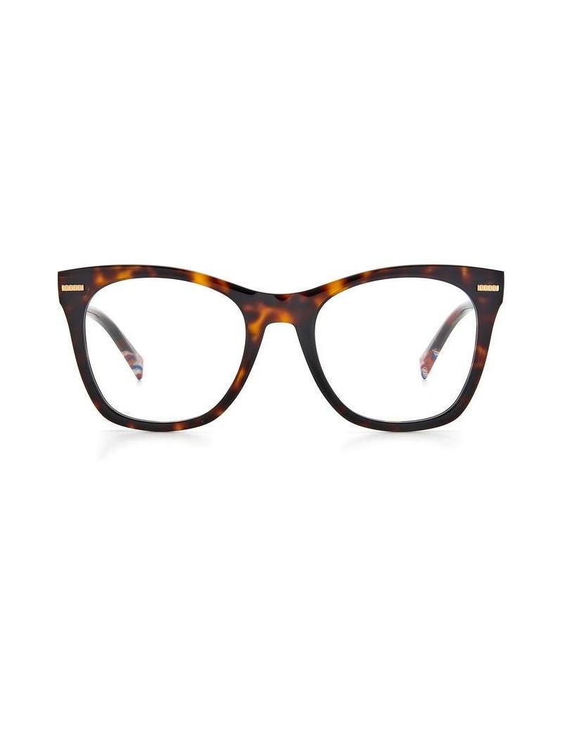 Occhiale da vista Missoni modello Mis 0049 colore 086/20 HAVANA