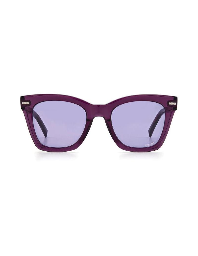 Occhiali da sole Missoni modello Mis 0046/s colore B3V/UR VIOLET