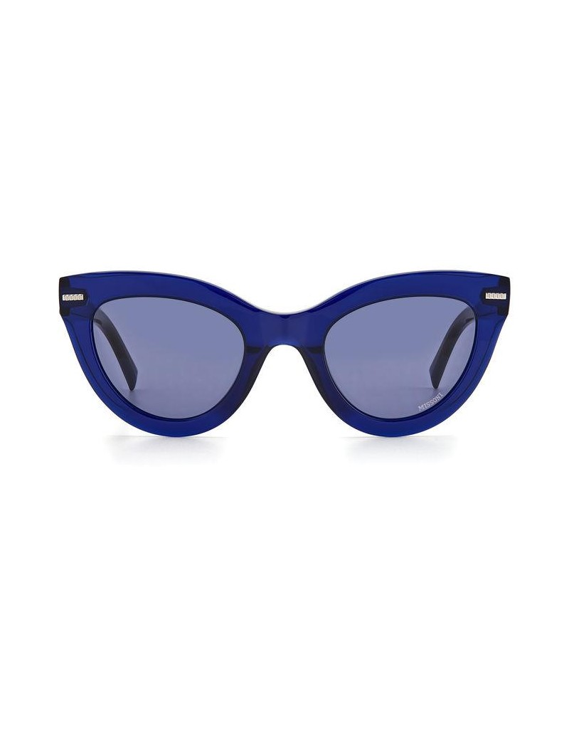 Occhiali da sole Missoni modello Mis 0047/s colore PJP/KU BLUE