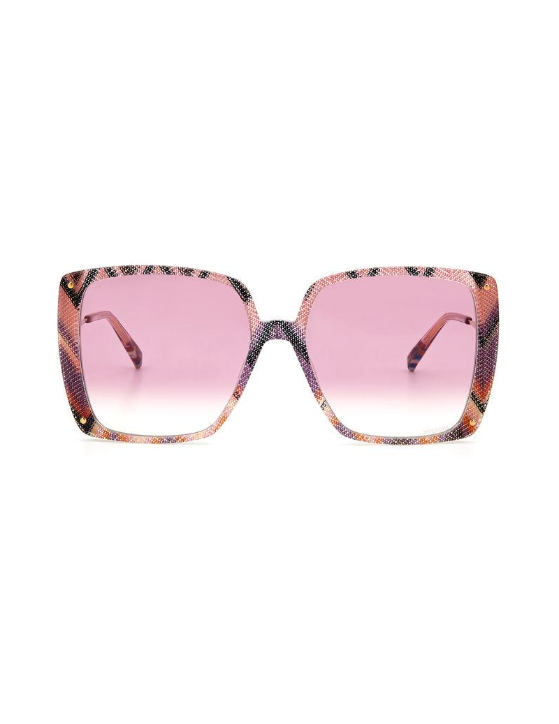 Occhiali da sole Missoni modello Mis 0002/s colore OBL/3X PATTERN PINK
