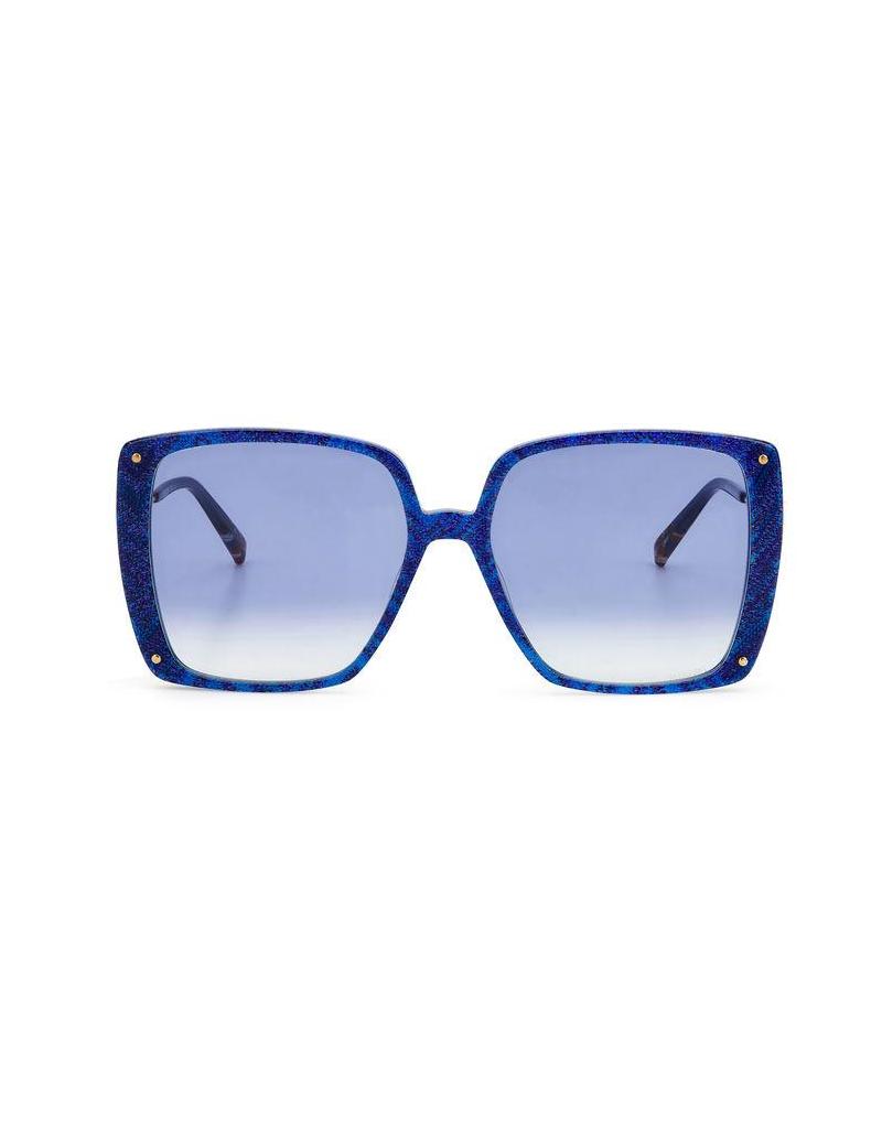 Occhiali da sole Missoni modello Mis 0002/s colore S6F/08 BLUE PATTERN