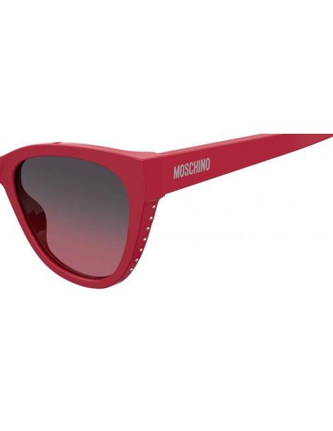 Occhiali da sole Moschino modello Mos056/s colore C9A/FF RED