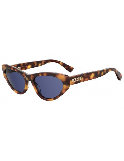 Occhiali da sole Moschino modello Mos077/s colore 086/KU HAVANA