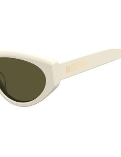 Occhiali da sole Moschino modello Mos077/s colore SZJ/QT IVORY