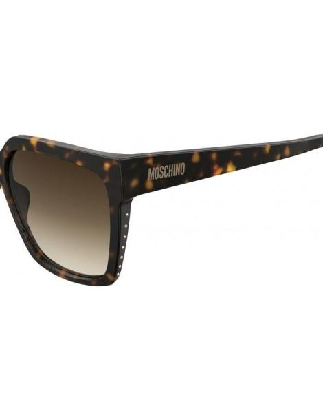 Occhiali da sole Moschino modello Mos079/s colore 086/HA HAVANA