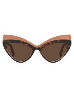 Occhiali da sole Moschino modello Mos080/s colore L9G/70 HVNA ORANGE
