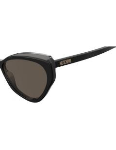 Occhiali da sole Moschino modello Mos081/s colore 08A/IR BLACK GREY