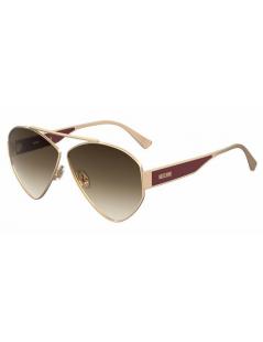 Occhiali da sole Moschino modello Mos084/s colore 09Q/HA BROWN