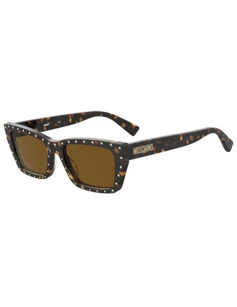 Occhiali da sole Moschino modello Mos092/s colore 086/70 HAVANA