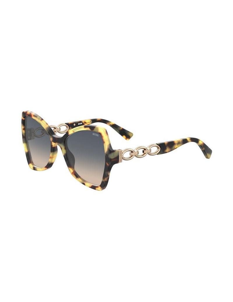 Occhiali da sole Moschino modello Mos099/s colore EPZ/I4 YLW HVN