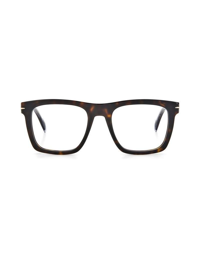 Occhiale da vista David Beckham  modello Db 7020 colore AB8/20 HAVANA GREY